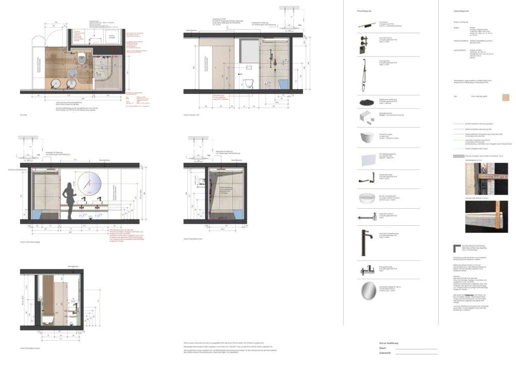 Rexa Design Schweiz Bad Planung