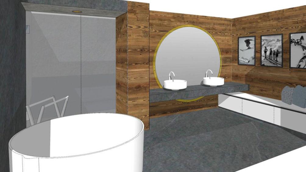 Rexa Design Schweiz Bad Planung Vola Badarmaturen