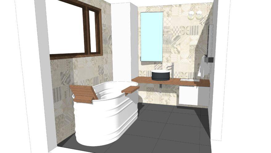 Bad Planung Agape Design Schweiz