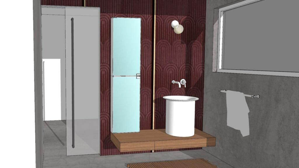 Visualisierungen Bäder Bad Design und Antonio Lupi Schweiz