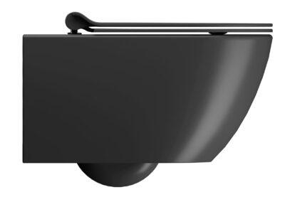 GSICeramicazürich Keramikwaschtische Toiletten in schwarz Schwarzekeramik